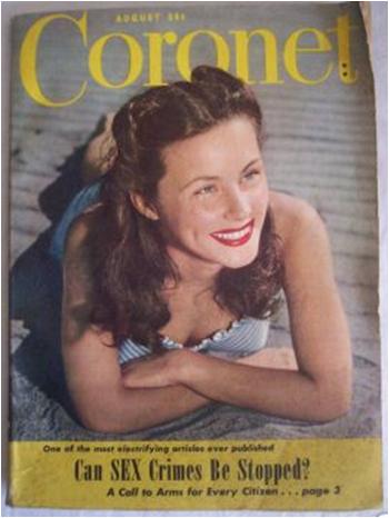 Coronet Magazine, August 1946