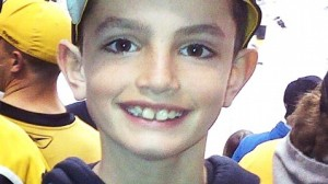 Eight-year-old murder victim Martin Richard