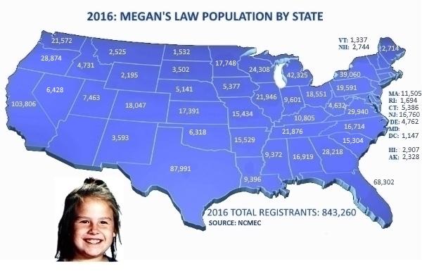 Megan's Map