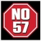 No on 57 logo